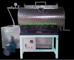 mesin menggoreng keripik buah dan sayur