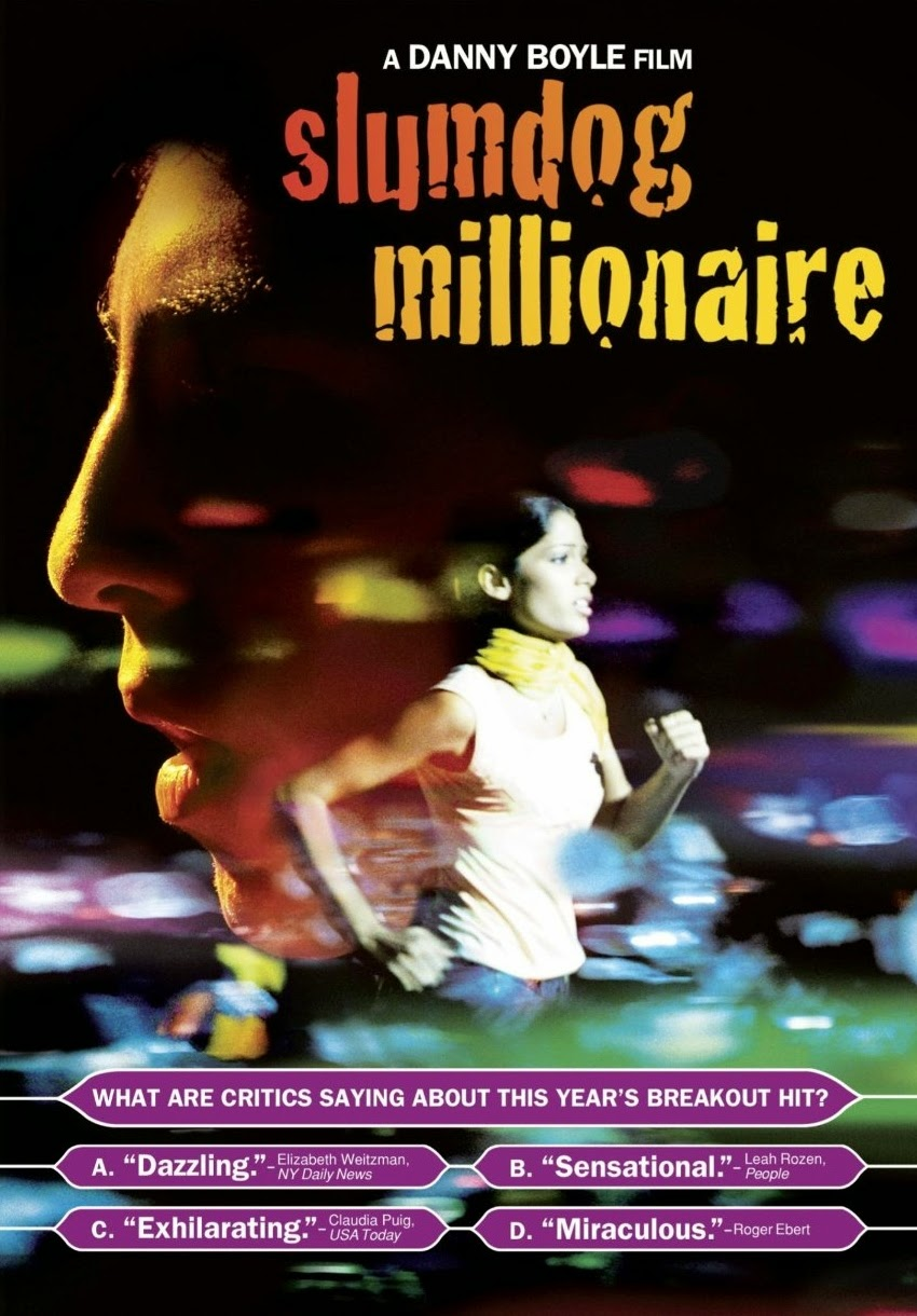 friends of justice slumdog millionaire best picture 2008 i don t know anything about game shows in general or who wants to be a millionaire in particular and i don t know anything specifically about and