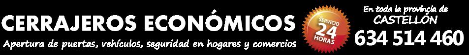 Cerrajeros en Castellón · 634 514 460 · ECONÓMICOS