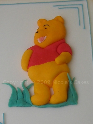 Winnie The Pooh Wedding Cakes Decoration Ideas at 207 AM