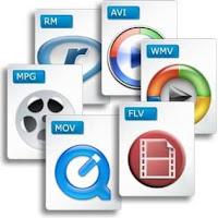 AVI e MOV são os formatos mais antigos.