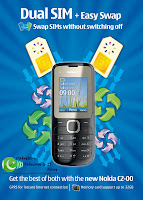 Nokia Dual Sim C2-00 Banner