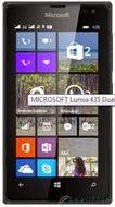 HP MICROSOFT Lumia 435 Dual SIM - Black