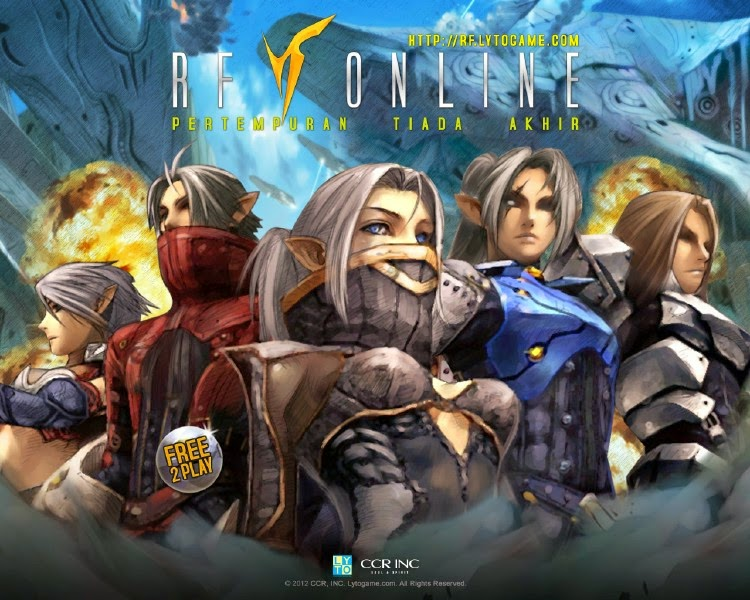 Xtgaming rf online game