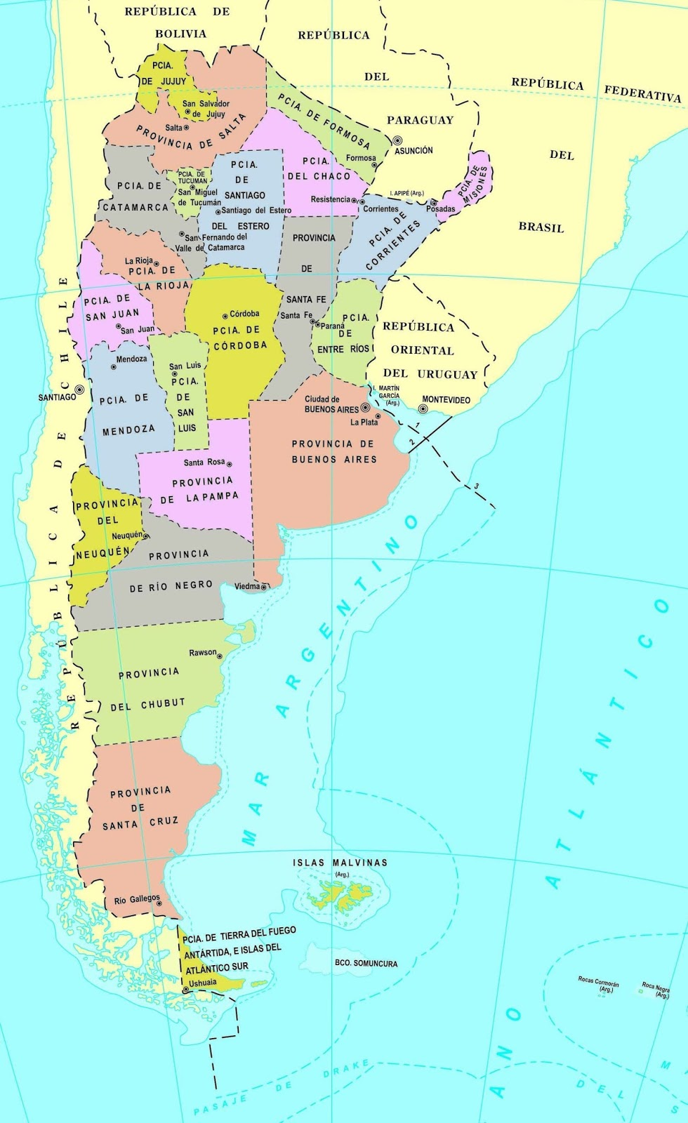 ARGENTINA POLITICO II