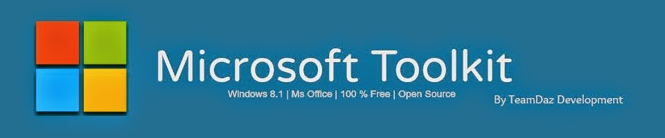 Microsoft Toolkit 2.5.5