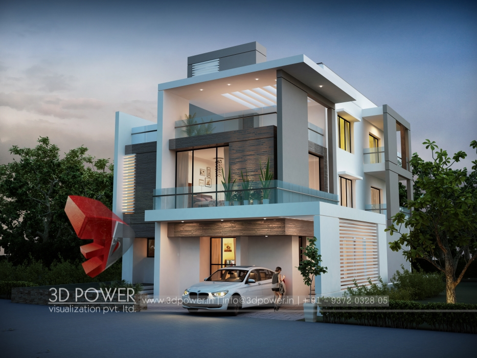 Ultra modern home designs home designs Home design architecture 3d