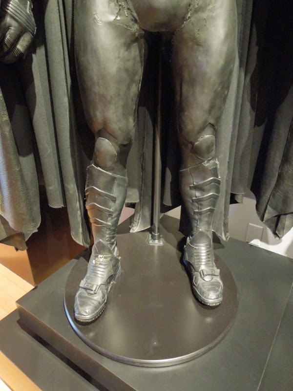 1989 Batman movie costume boots