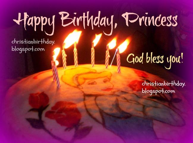 Happy Birthday Princess – Happy Birthday Princess Card