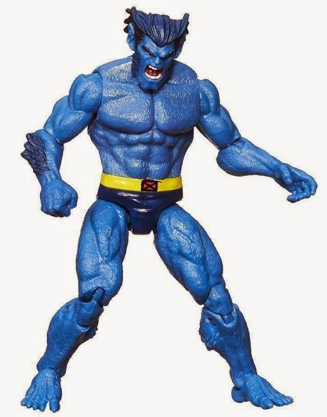 "Beast Bestia Marvel Universe Infinite 3'75"""