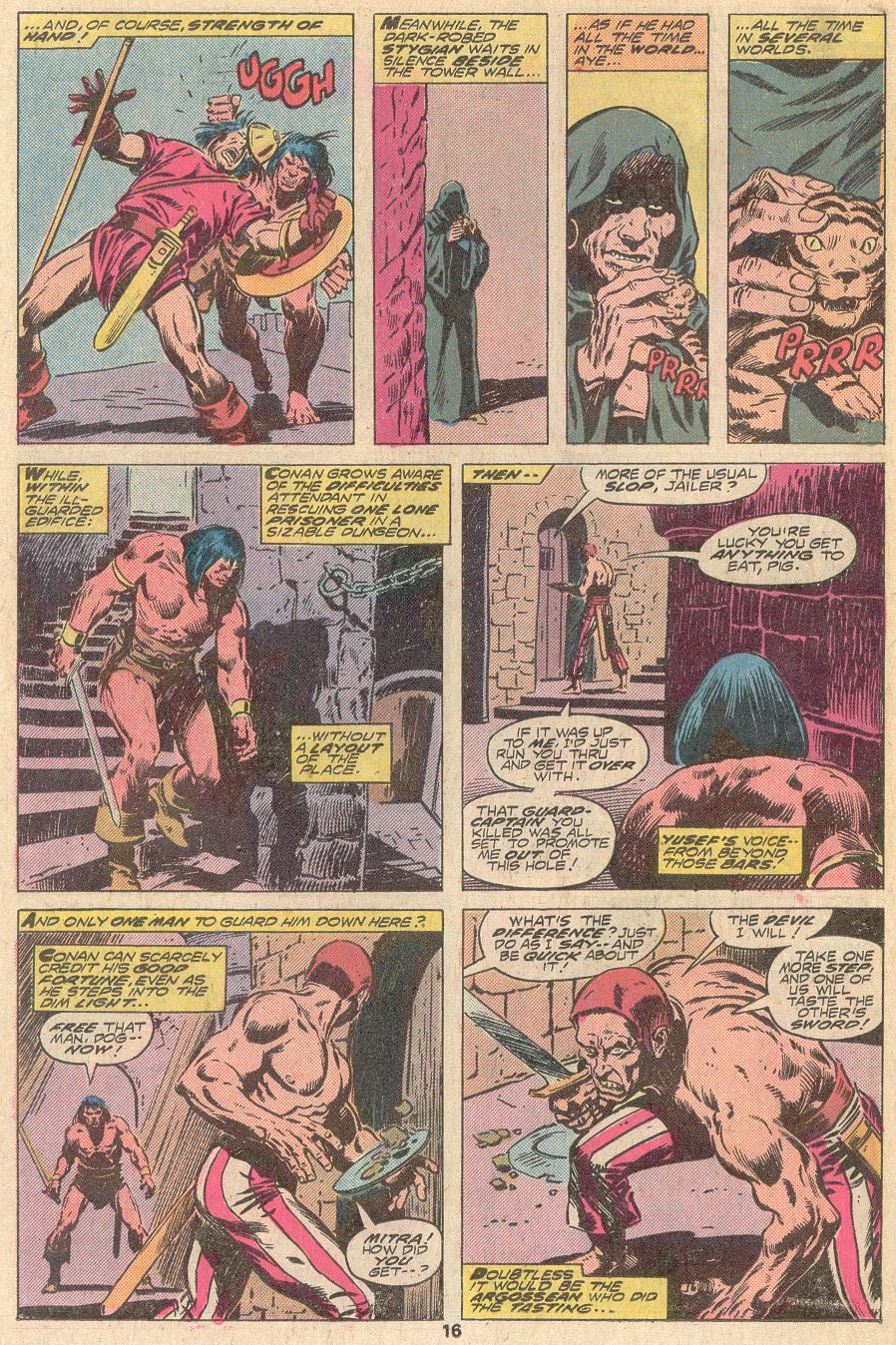 Conan the Barbarian (1970) Issue #67 #79 - English 11