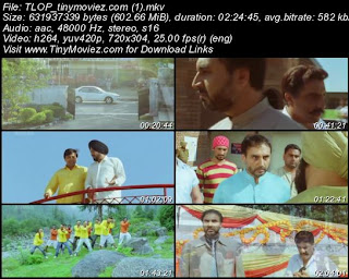 The Lion of Punjab (2011) DVDRip 600MB