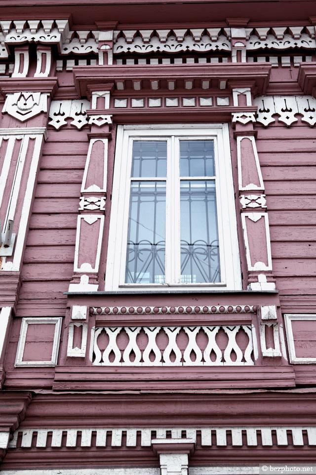кострома деревянные дома фото