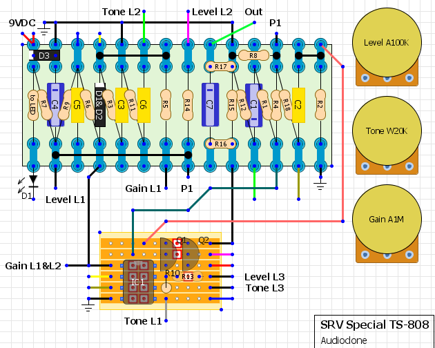 Ts Schematic on