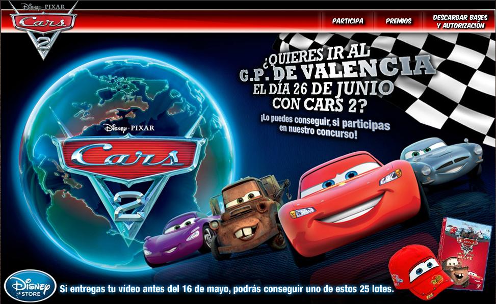 concurso cars 2