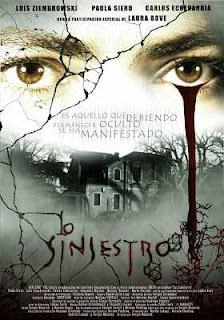 descargar Lo Siniestro, Lo Siniestro latino, ver online Lo Siniestro