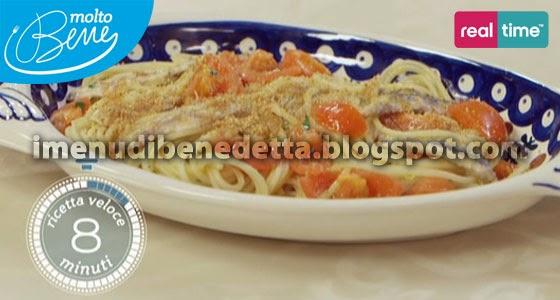 Spaghetti conAcciughe di Benedetta Parodi