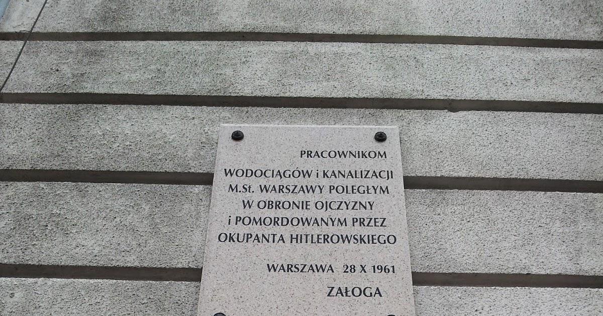Kamienne tablice mpwik plac starynkiewicza 5 warszawa - Listones de madera baratos ...