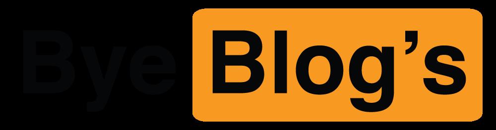 ByeBlog's Inc
