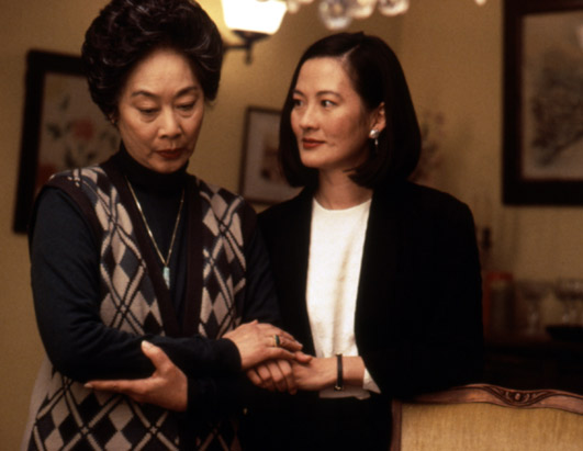 misunderstandings and conflict in the novel the joy luck club by amy tan There are amusing moments in susan kim's sprawling, even unwieldy play, 'the joy luck club,' based on amy tan's novel    [but] conflicts between four young chinese-american women and their mothers and the understanding finally reached across the generations do not bring the sense of fulfillment the novel gives   .