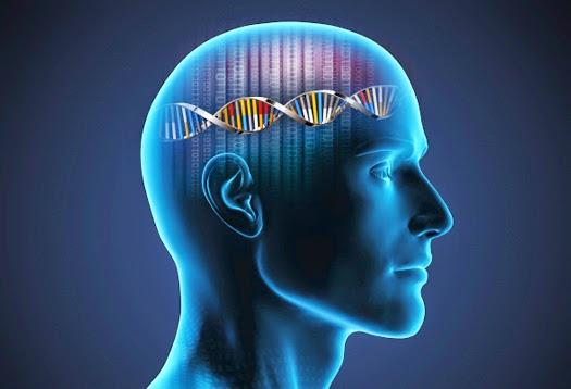 въздействие на съзнанието върху молекулите на ДНК