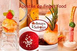 APOSTILA DE FINGER FOOD