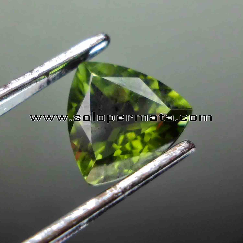Batu Permata Green Tourmaline