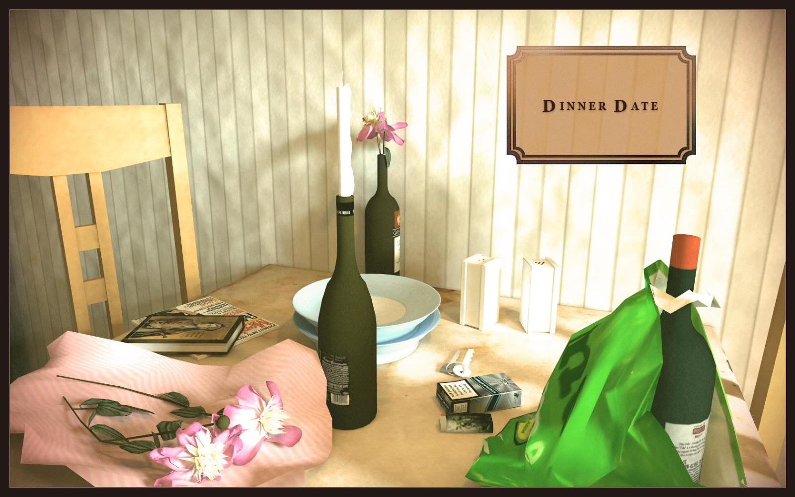 Dinner Date Start