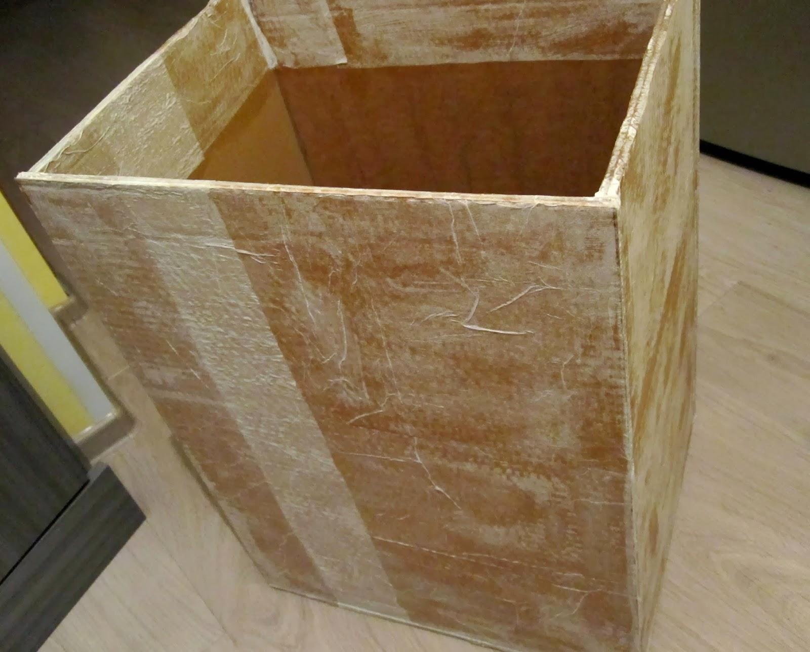 Короб для белья своими руками в ванной 34