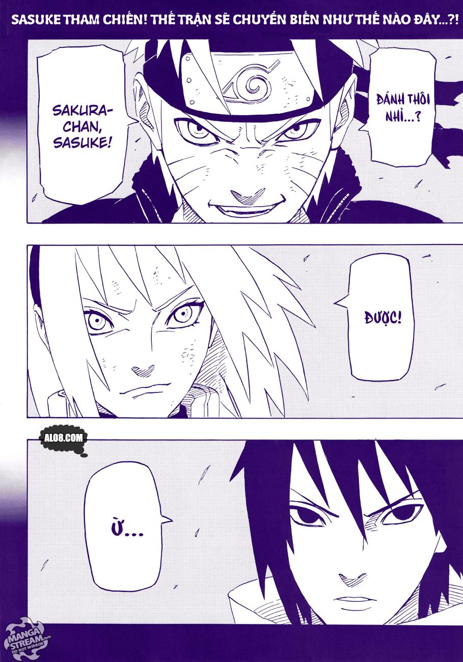 Naruto chap 632 Trang 2