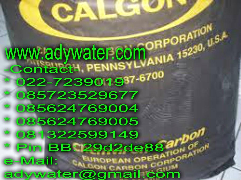Supplier Karbon Aktif Calgon F-100 | Manfaat Karbon Aktif