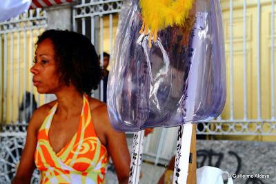 Rio Antigo Fair, Lavradio Street, Rio de Janeiro, Brazil.