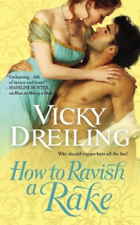 Book Cover How to Ravish a Rake by Vicky Dreiling