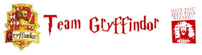 Team Gryffindor Label