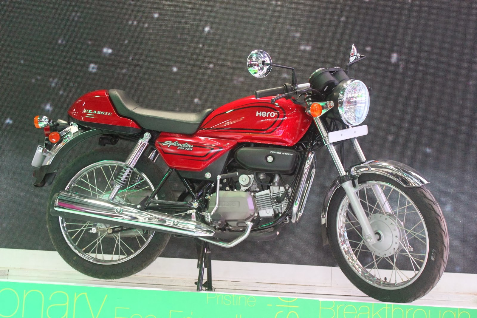 Cafe Racer Parts India