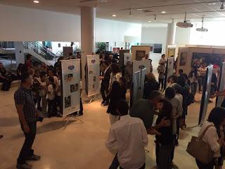 Exposição dos trabalhos premiados no 7º Prêmio CET de Educação de Trânsito