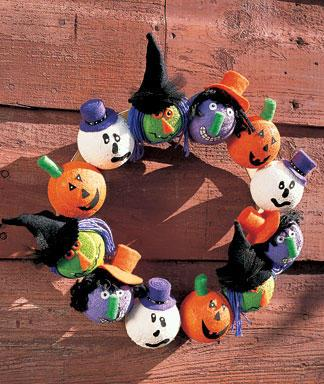 Decoracion para halloween - Manualidades para decorar halloween ...