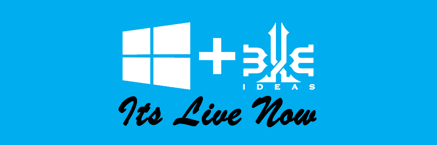Experience Windows 8 Live On A Blogspot Blog By EXEIdeas
