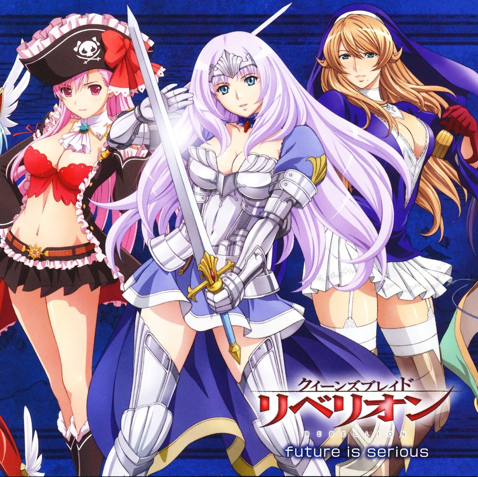 Queen's Blade: Rebellion