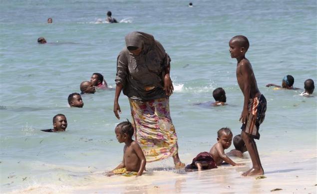 Playas de Somalía
