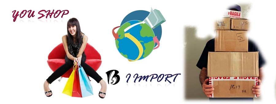 You Shop . I Import
