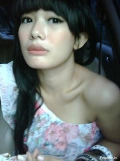 Foto hot cantik menggoda Nabila Putri terbaru.