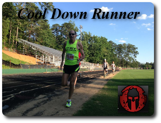 The Runner's Cool Down Mile (R2R)