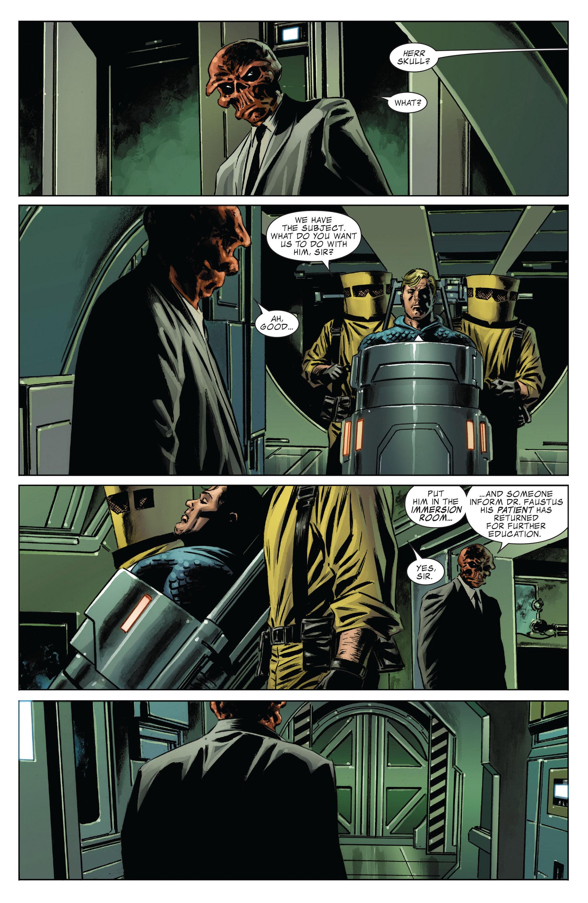 Captain America (2005) Issue #41 #41 - English 16