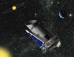 TELESCOPIO ESPACIAL (KEPLER)