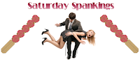 Saturday Spankings Spring Banner