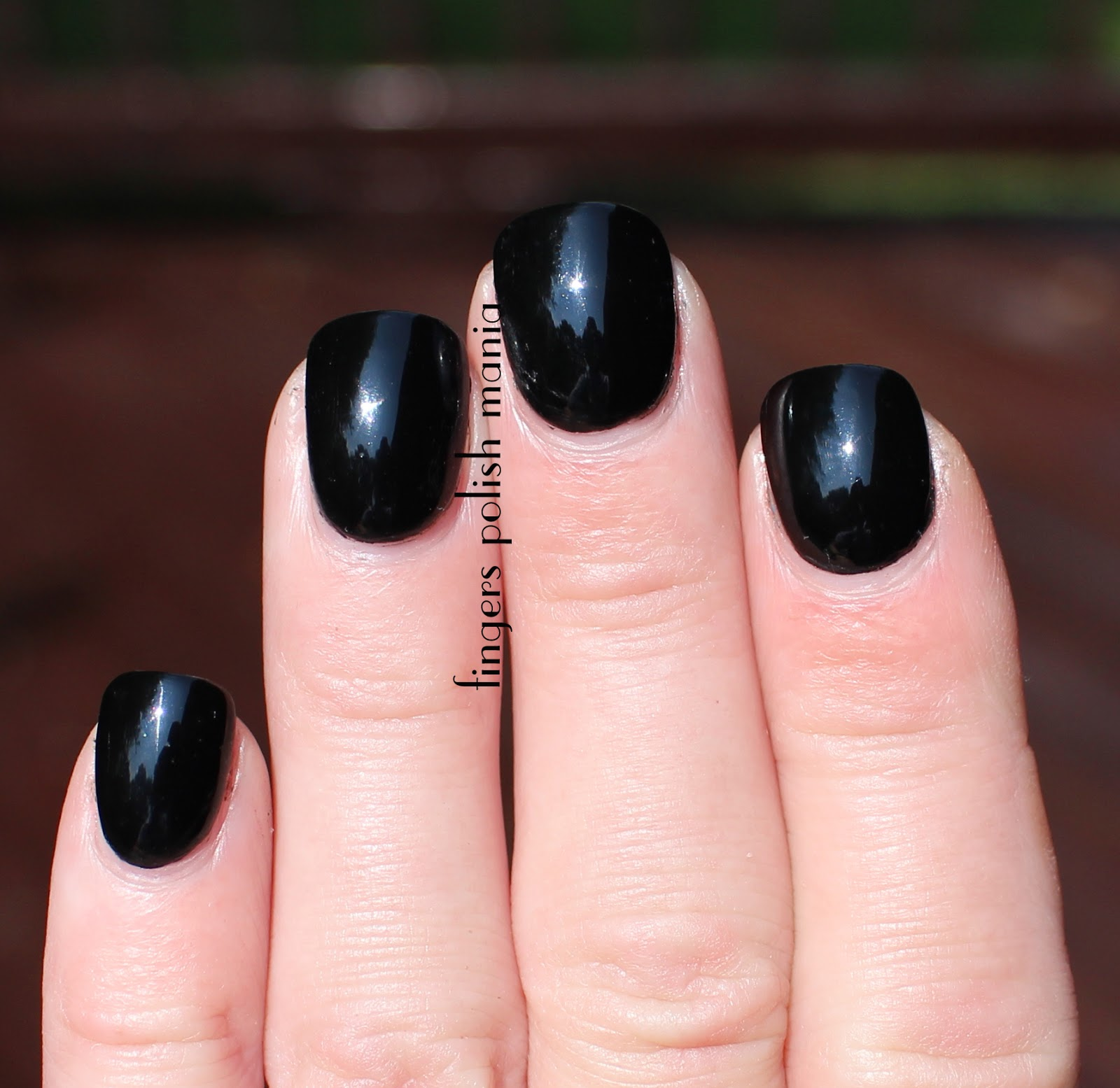 Amazing Black Nexgen Nails Image - Nail Art Design Ideas ...