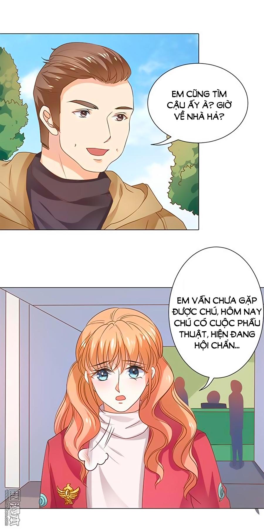 Bác Sĩ Sở Cũng Muốn Yêu_chap 102