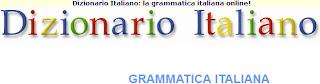 SITO PER IMPARARE LA GRAMMATICA ITALIANA AI BAMBINI