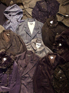 "SUNRISE MARKET ""Engineered Garments & FWK by Engineered Garments JACKET & OUTER FAIR 開催"""